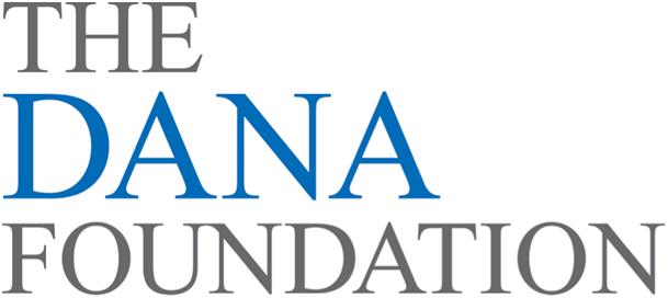 The Dana Foundation Logo