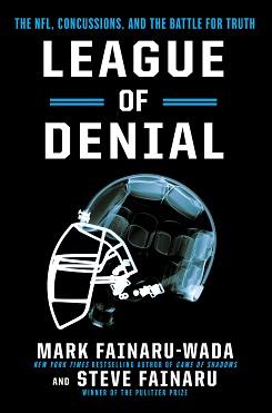 League of Denial book cover