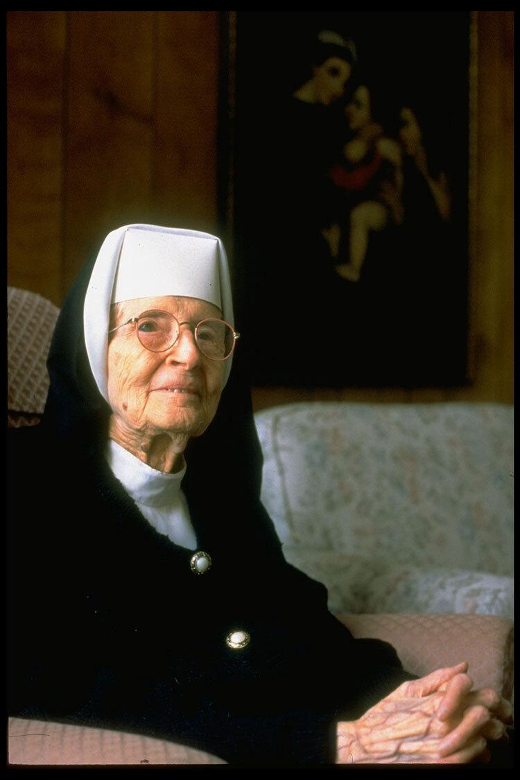 Sister Matthia