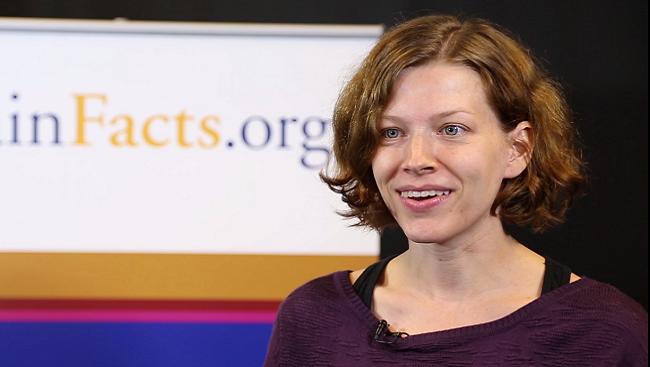 Katie Tschida: From Telescopes to Microscopes