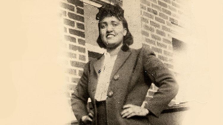 photo of henrietta lacks