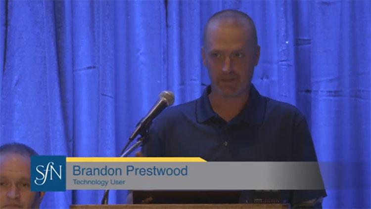 Brandon Prestwood Social Issues Roundtable Speaker