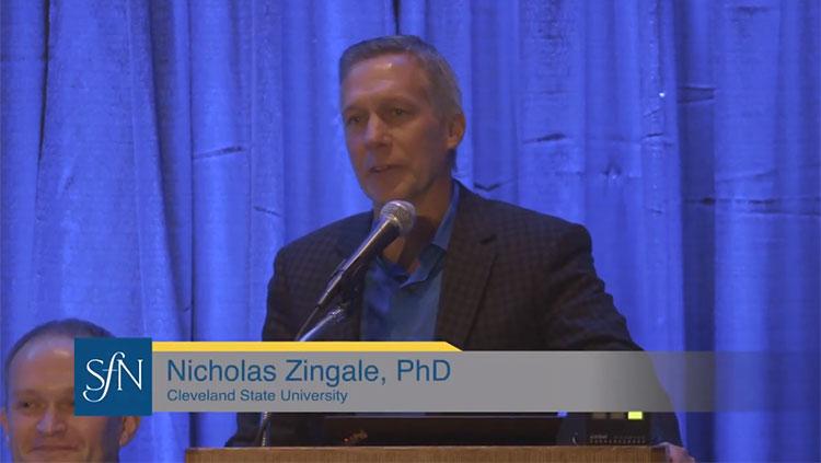 Social Issues Roundtable Nicholas Zingale Speaker