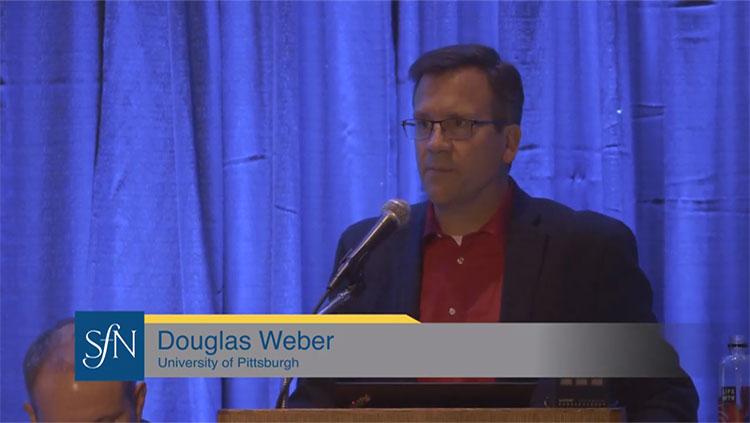 Douglas Weber Social Issues Roundtable Speaker