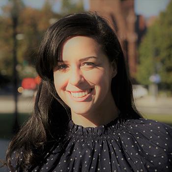 Photograph of Kristina Reznikov